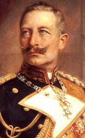 Kaiser Wilhelm II allows alliance with Russia to end