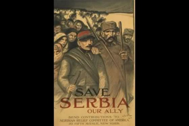 Austria presented Serbia with an ultimatum