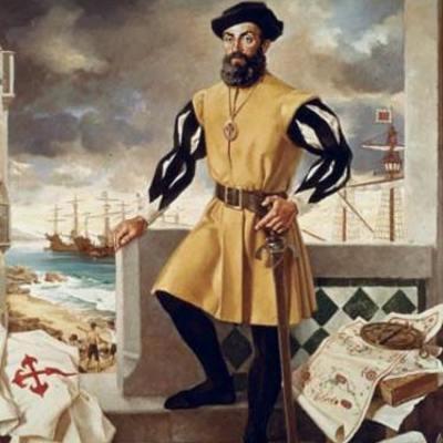 Ferdinand  Magellan timeline