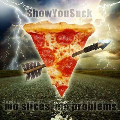 ShowYouSuck 2012 Tour timeline