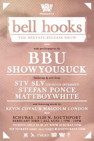 ShowYouSuck Opens for BBU