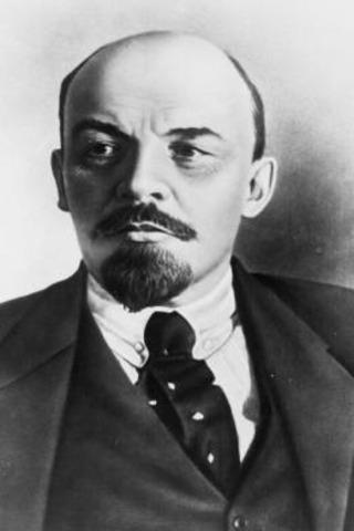 Vladimir Ilyich Lenin ended Russia's involvement in WWI