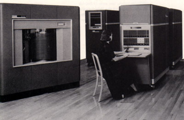 IBM 650 Magnetic Drum Calculator