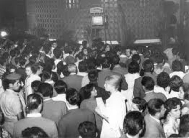 Ο πρώτος πειραματικός τηλεοπτικός σταθμός.