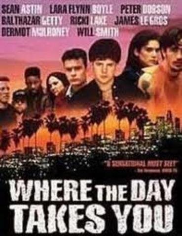 Will smiths first movie