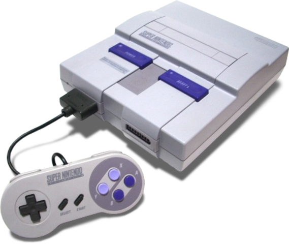 Super Nintendo Entertainment Game System