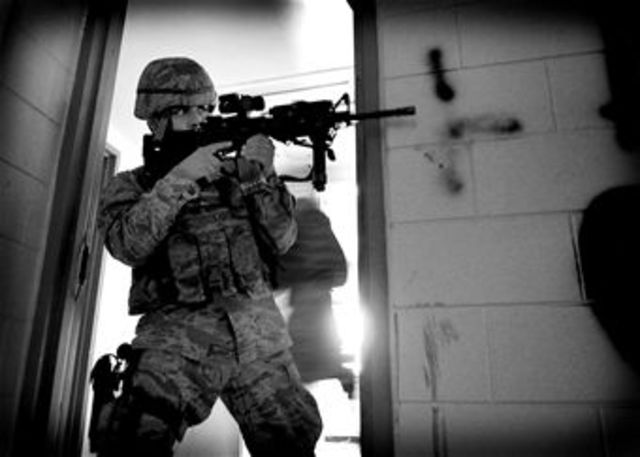 Quick reaction force
