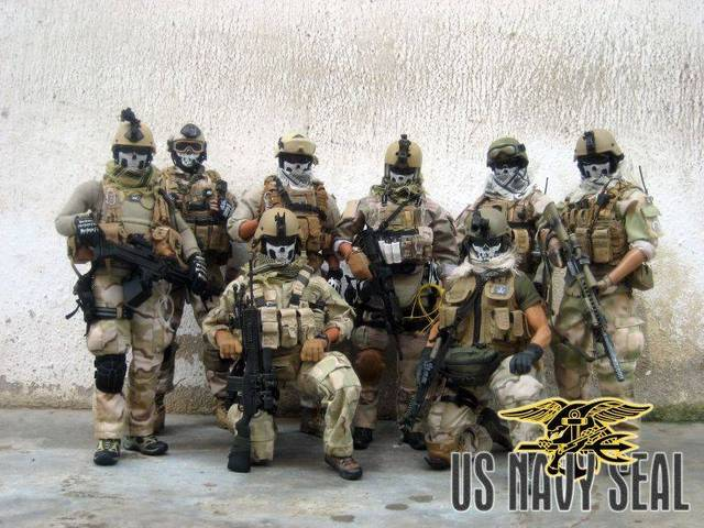 SEAL Team Six to engage Qadisiyah Airbase