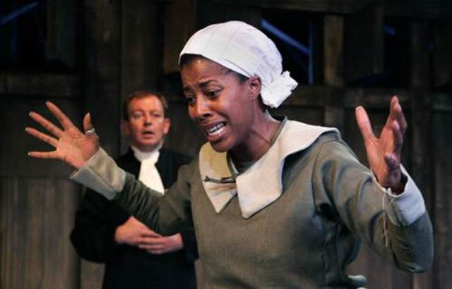 Fingers Point Toward Tituba