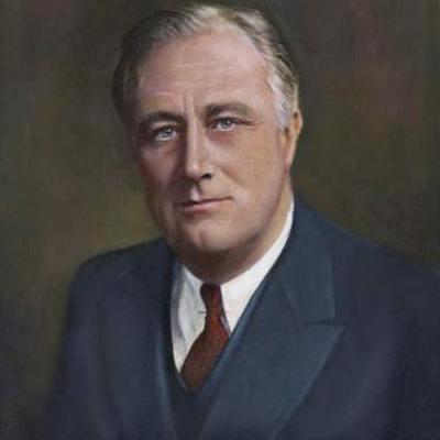 Franklin Roosevelt timeline
