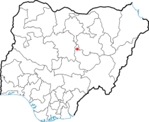 Jos riots 2001