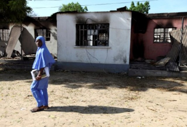 Boko Haram and Nigerian security forces clash