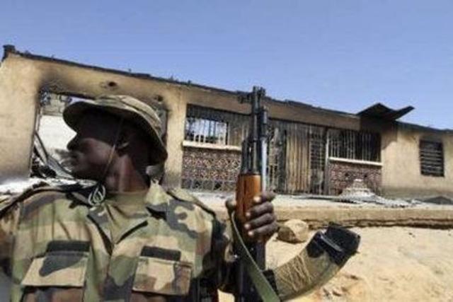 Jos riots January 2010