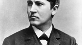 Thomas A. Edison timeline