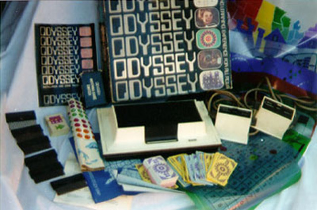 Magnavox Odyssey - The First Home Video Game System