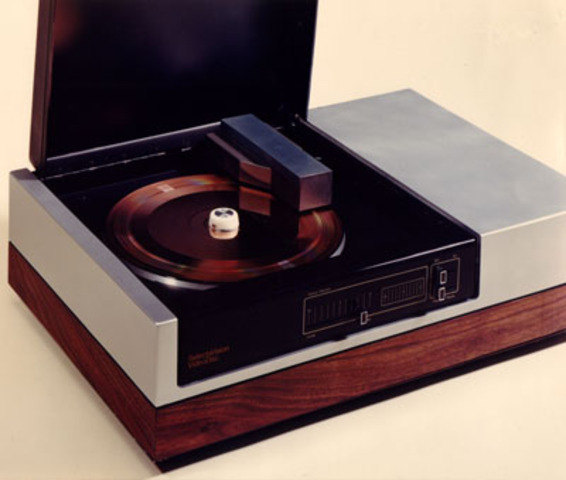 "RCA ""February"" Prototype CED Player"