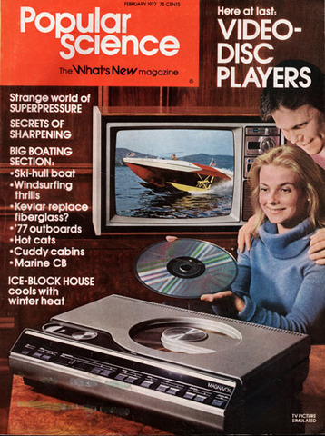 VideoDisc Players - Here At Last