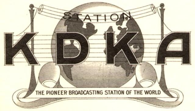 Λειτουργία πρώτου ραδιοφωνικού σταθμού