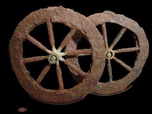 The Wheel (8000 B.C.)