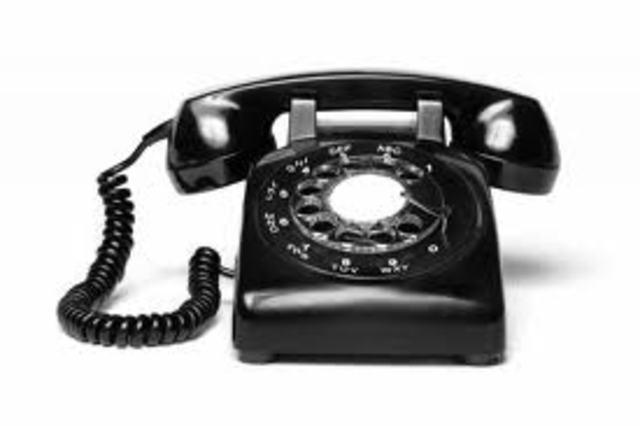 ALEXANDER GRAHAM BELL/telephone