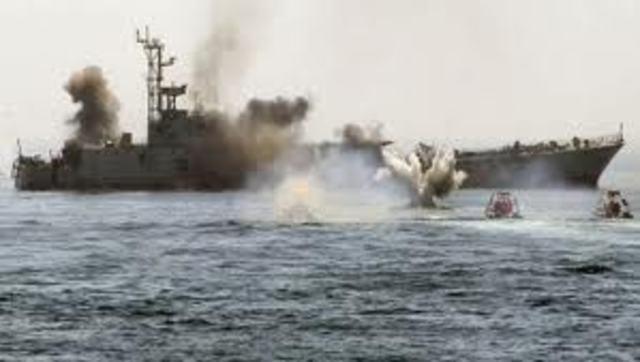 Trouble in Suez