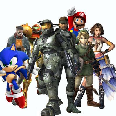 Εξέλιξη της Βιομηχανίας Βιντεοπαιχνιδιών timeline