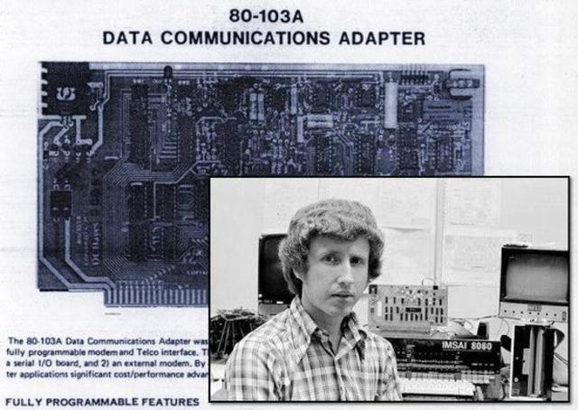 El primer PC Modem