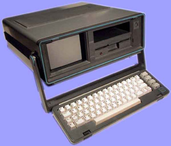 Commodore SX-64 Executive - The First Color Portable Computer
