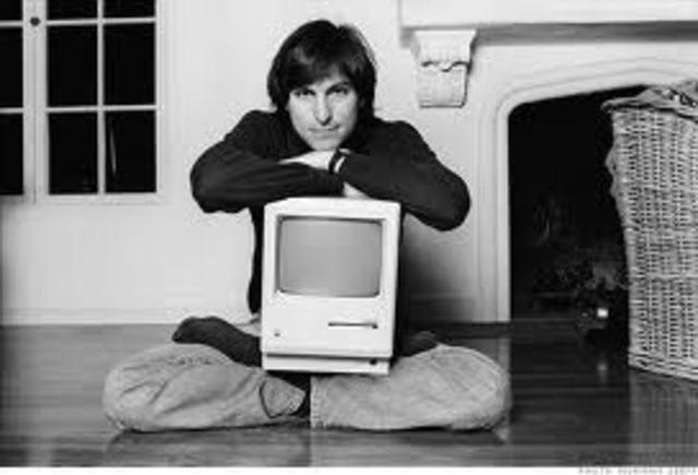 1984  Macintosh 128k por Apple y Steve Jobs