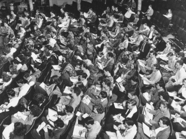 Veterans School Attendance
