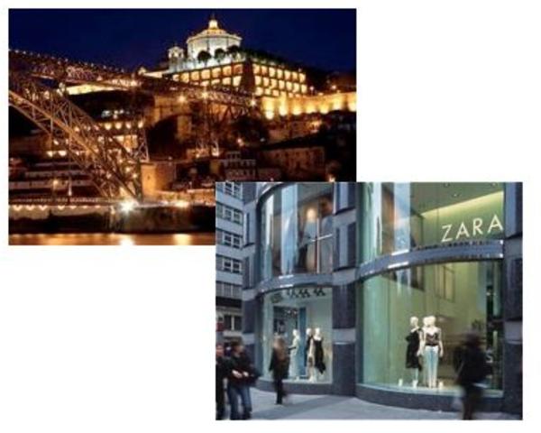 Expansión Internacional Primera Tienda en Portugal