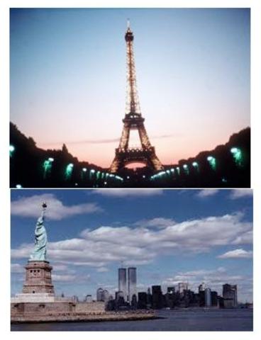 New York New York y La Vie en Rose