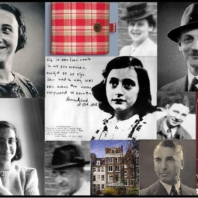 How Anne Frank's diary came to be timeline