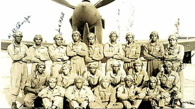 African Americans in the armed forces- WWII