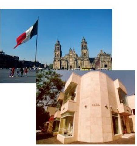Zara llega a México