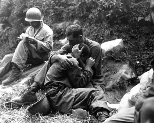 """US involvement in the """"Forgotten War"""" (Korean War)"""