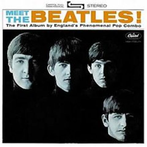 The Beatles Release Meet the Beatles