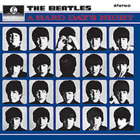 Beatles Release A Hard Day's Night