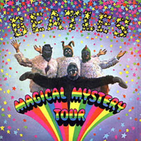The Bealtes Release Magical Mystery Tour