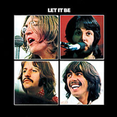 The Beatles Release Let It Be