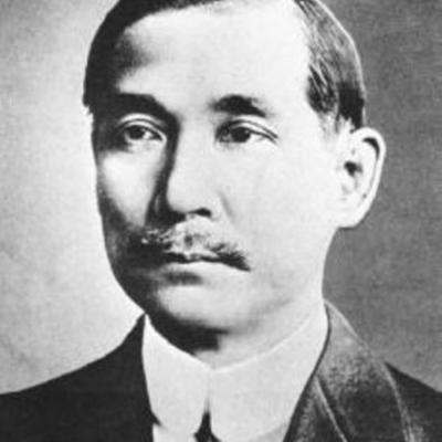 Sun Yat-sen  timeline