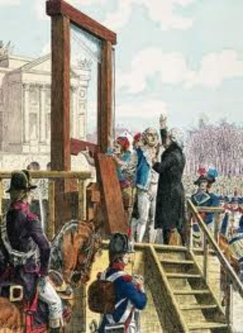 Death of Robespierre and the End of The Terror
