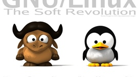 la Historia del Software Libre timeline