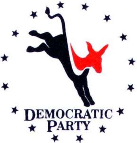 Democrats reunite