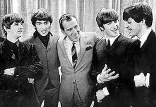 The Beatles Appear on Ed Sullivan Show
