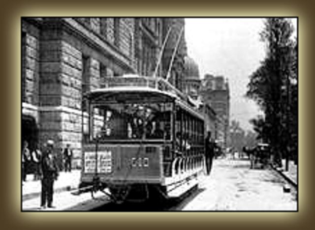 All Aboard!!! Multiplex Railway Telegraph Invented