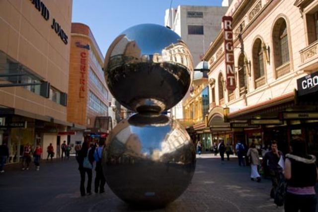 Leave Adelaide