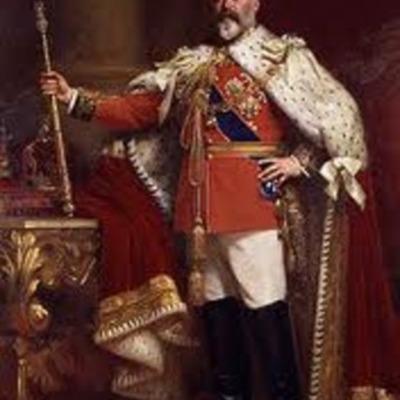 Edward Vll Becomes King timeline