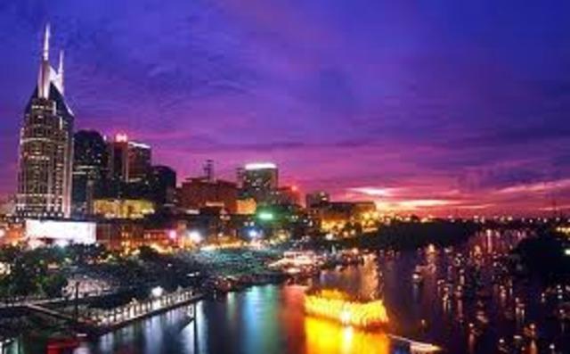 Moves to Nashville