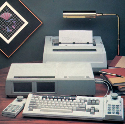 Coleco Adam Computer with Daisy Wheel Printer